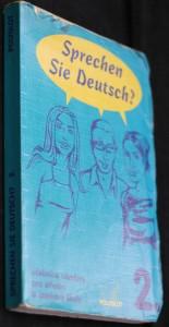 náhled knihy - Sprechen Sie Deutsch? : učebnice němčiny pro střední a jazykové školy : [kniha pro učitele]. 2.