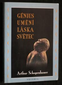 náhled knihy - Génius, umění, láska, světec