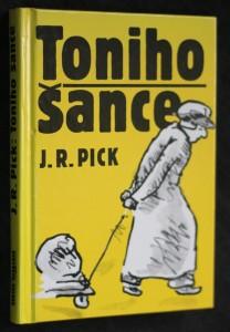 náhled knihy - Toniho šance : dvě novely
