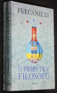 náhled knihy - Příbytky filosofů a hermetický symbolismus ve vztahu k posvátnému umění a esoterismu velkého díla (dva svazky)