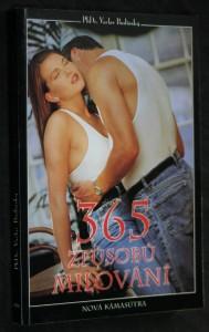 náhled knihy - 365 způsobů milování : (každý den jinak)