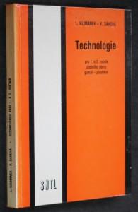 náhled knihy - Technologie pro 1. a 2. ročník učebního oboru gumař - plastikář