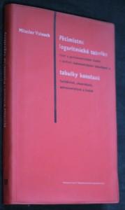 náhled knihy - Pětimístné logaritmické tabulky čísel a goniometrických funkcí s dalšími matematickými tabulkami a tabulky konstant fysikálních, chemických, astronomických a jiných