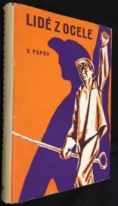 náhled knihy - Lidé z ocele : Román