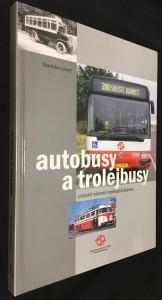 náhled knihy - Autobusy a trolejbusy pražské městské hromadné dopravy