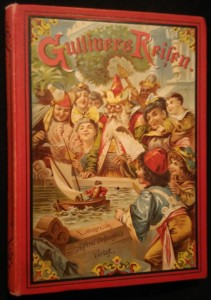 náhled knihy - Gullivers reisen (Gulliverovy cesty)