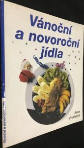 náhled knihy - Vánoční a novoroční jídla