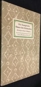 náhled knihy - Rubaijat-i-Omar-i-Khajjam. Die Sinnsprüche Omars des Zeltmachers