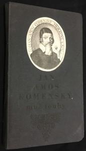náhled knihy - Jan Amos Komenský - muž touhy