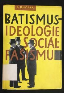 náhled knihy - Batismus - ideologie sociálfašismu