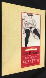 náhled knihy - Markyza [sic] Bella Patti : [erotika]
