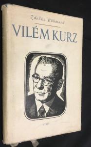 náhled knihy - Vilém Kurz : život, práce, methodika