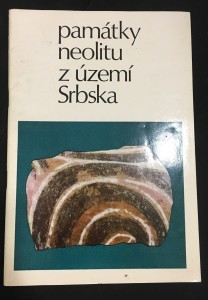 náhled knihy - Památky neolitu z území Srbska : katalog výstavy, Praha, březen-květen 1978