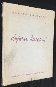 náhled knihy - Národní umělkyně Leopolda Dostalová