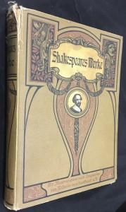 náhled knihy - Shakespeares Werke. Neue illustrierte Ausgabe in zwei Banden. (only I and II)