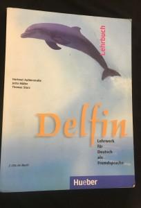 náhled knihy - Delfin - Das einbändige Deutschlehrwerk