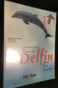 náhled knihy - Delfin - zweibändige Ausgabe