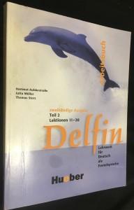 náhled knihy - Delfin - zweibändige Ausgabe Teil 2 (Lektionen 11-20)