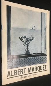 náhled knihy - Albert Marquet: obrazy a kresby