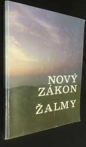 náhled knihy - Nový zákon ; Žalmy Žalm