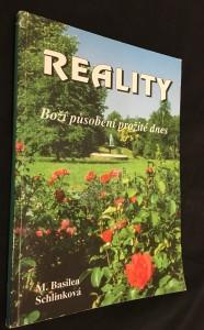 náhled knihy - Reality: Boží působení prožité dnes