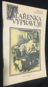 náhled knihy - Stařenka vypravuje : četba pro žáky zákl. škol