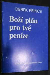 náhled knihy - Boží plán pro tvé peníze