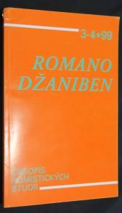 náhled knihy - Romano Džaniben VI - 3-4/1999