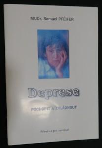 náhled knihy - Deprese: pochopit a zvládnout (příručka pro seminář)