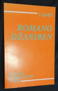 náhled knihy - Romano Džaniben IV - 3-4/1997