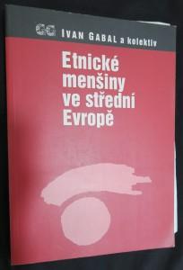 náhled knihy - Etnické menšiny ve střední Evropě : konflikt nebo integrace