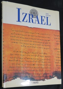 náhled knihy - Izrael