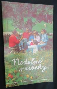 náhled knihy - Nedeľné príbehy : Deťom 7 - 13 rokov