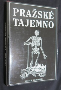 náhled knihy - Pražské tajemno