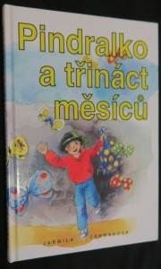 náhled knihy - Pindralko a třináct měsíců