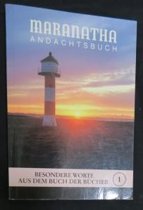 náhled knihy - Maranatha - Andachtsbuch für auf ihren Herrn wartende Christen