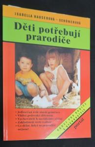 náhled knihy - Děti potřebují prarodiče