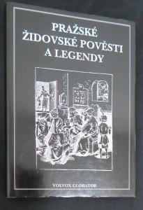 náhled knihy - Pražské židovské pověsti a legendy