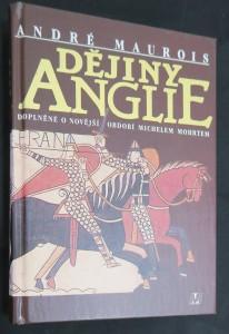 náhled knihy - Dějiny Anglie : doplněné o novější období Michelem Mohrtem