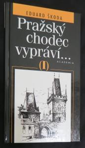 náhled knihy - Pražský chodec vypráví...I.