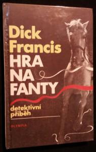 náhled knihy - Hra na fanty : detektivní příběh