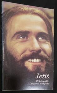 náhled knihy - Ježíš : příběh podle Lukášova evangelia