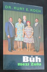náhled knihy - Bůh mezi Zulu