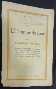 náhled knihy - L´Homme de cour