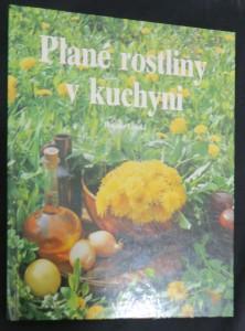 náhled knihy - Plané rostliny v kuchyni