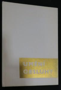 náhled knihy - Umění obsluhy