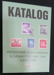 náhled knihy - Katalog: Protektorát Čechy a Morava; Slovenský štát 1939-1945; Sudety 1938