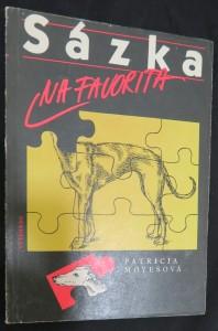 náhled knihy - Sázka na favorita