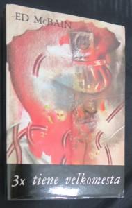 náhled knihy - 3 x tiene vel'komesta