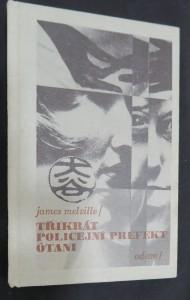 náhled knihy - Třikrát policejní prefekt Ótani